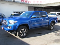 2016 Toyota Tacoma TRD Sport V6 Truck Double Cab