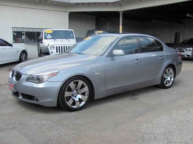 2007 BMW 530i . Sedan