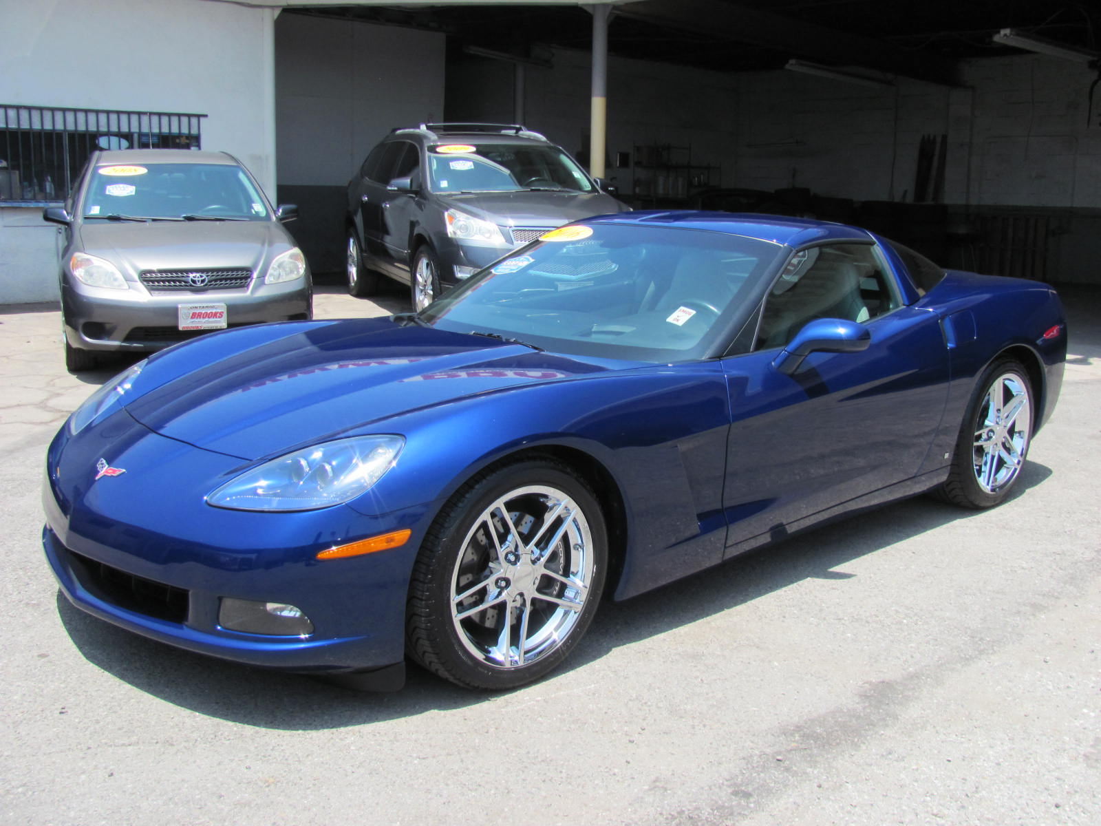 2006 Chevrolet Corvette . Coupe