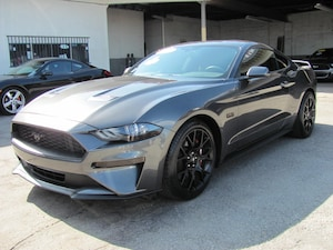 2018 Ford Mustang EcoBoost (Performance Pkg.)