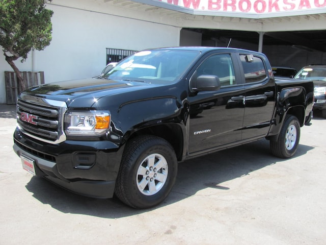 Brooks Auto Sales >> Used 2017 Gmc Canyon For Sale At Brooks Auto Center Vin