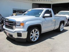 2014 GMC Sierra 1500 SLE (Professionally Lowered) Truck Regular Cab