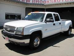 2003 Chevrolet Silverado 3500 6.6TURBO DIESEL DUALLY LS Truck Crew Cab