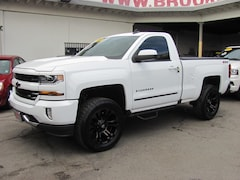 2017 Chevrolet Silverado 1500 Z71 LT 4WD (Lifted) Truck Regular Cab