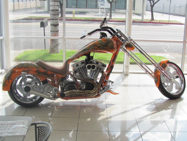 2005 Bourget Chopper Chopper/Bike