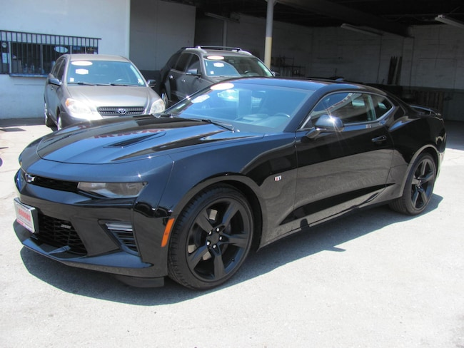 2016 Chevrolet Camaro 2SS 6 Speed Manual  Coupe