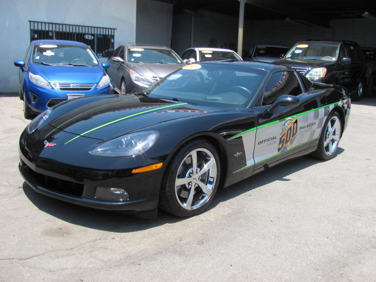2008 Chevrolet Corvette 3LT (Indy 500 Pace Car Pkg) Coupe