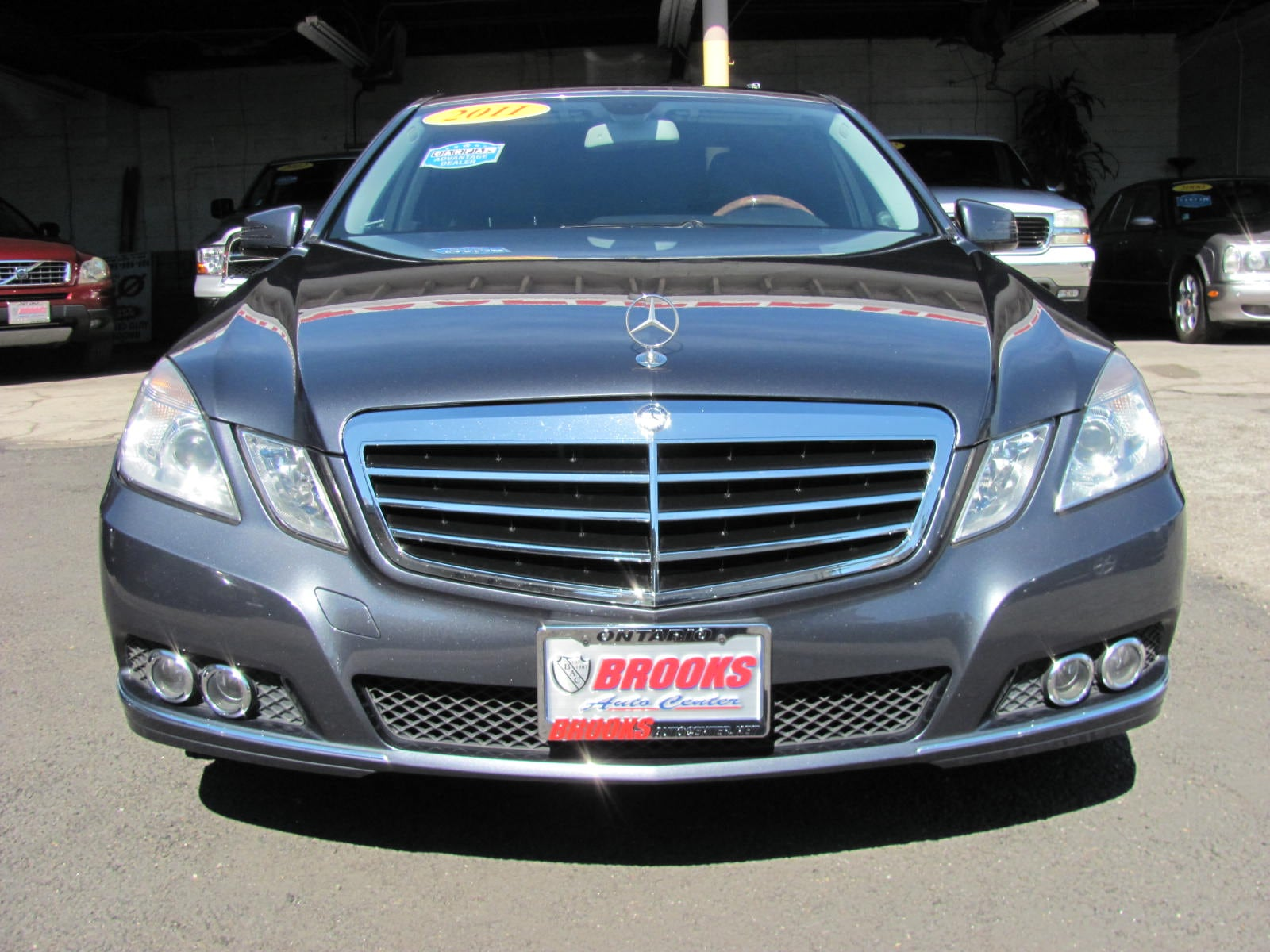 used 2011 mercedes benz e class for sale ontario ca. Black Bedroom Furniture Sets. Home Design Ideas