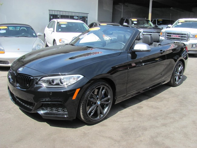2017 BMW M240i . Convertible