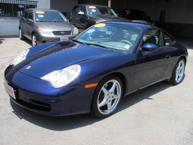 2004 Porsche 911 Carrera Coupe