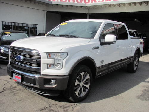 2016 Ford F-150 SuperCrew Cab King Ranch 4WD