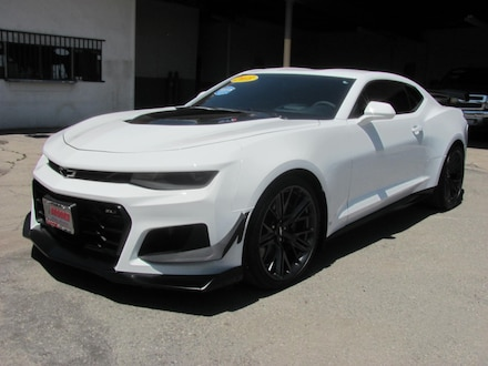 2018 Chevrolet Camaro ZL1 6.2 Supercharged 650 HP Coupe