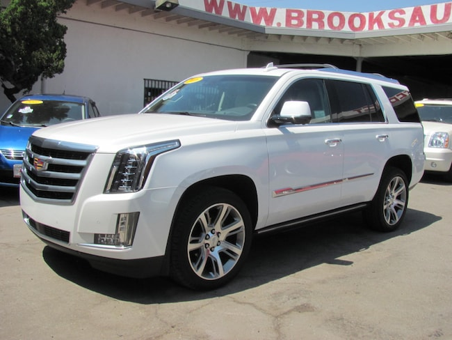2016 CADILLAC ESCALADE AWD Premium Collection Edition SUV