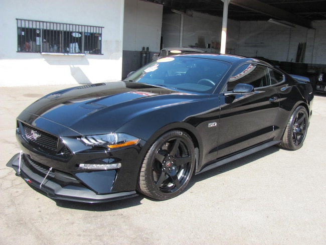 2018 Ford Mustang GT Premium Whipple Supercharged (775 HP) Coupe