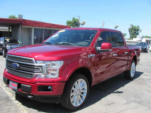 2019 Ford F-150 Limited 4x4