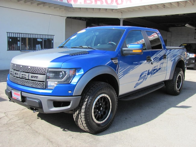 2014 Ford F-150 SVT Raptor 6.2 Super Charged (Very Rare Shelby Edition) Truck SuperCrew Cab