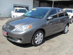 2008 Toyota Matrix Sports Wagon 4 Dr Hatchback