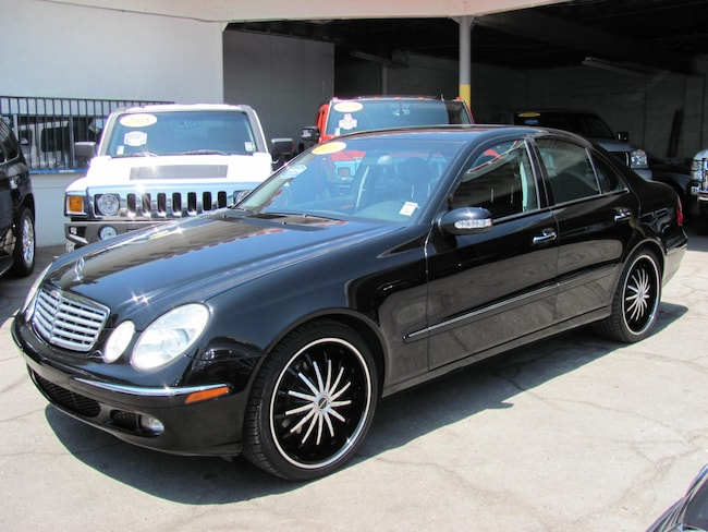 Used 2006 mercedes benz e class for sale ontario ca for Mercedes benz ontario ca