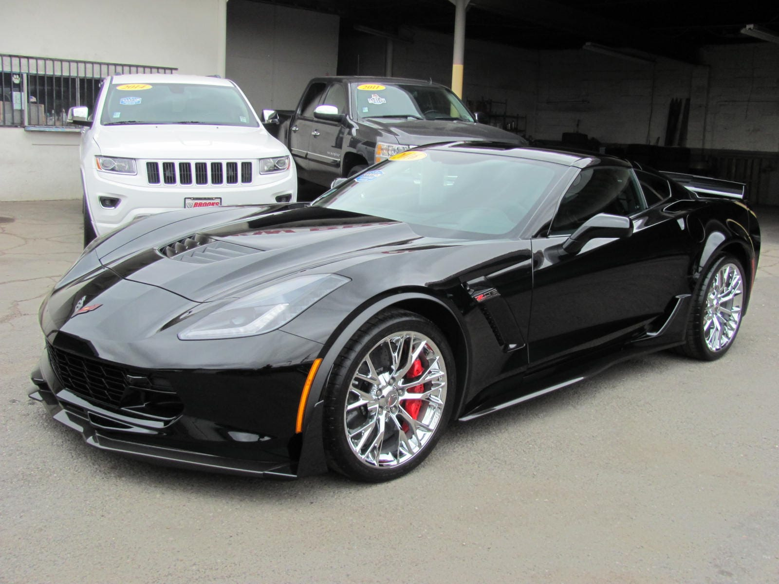 2016 Chevrolet Corvette Z06 3LZ (Actual 70 Miles) Coupe