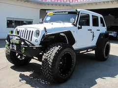 2015 Jeep Wrangler Unlimited Sport S 4x4 (Lifted SEMA Show Stopper)  SUV