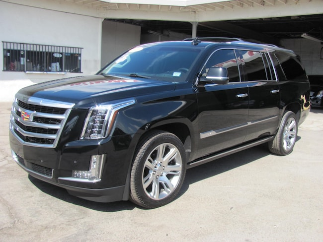 2016 CADILLAC Escalade ESV AWD Premium Collection SUV