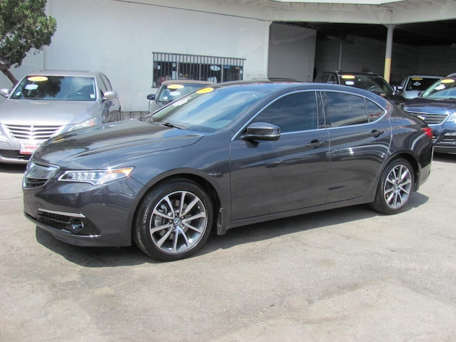 2015 Acura TLX Technology Pkg. 3.5 V-6 Sedan