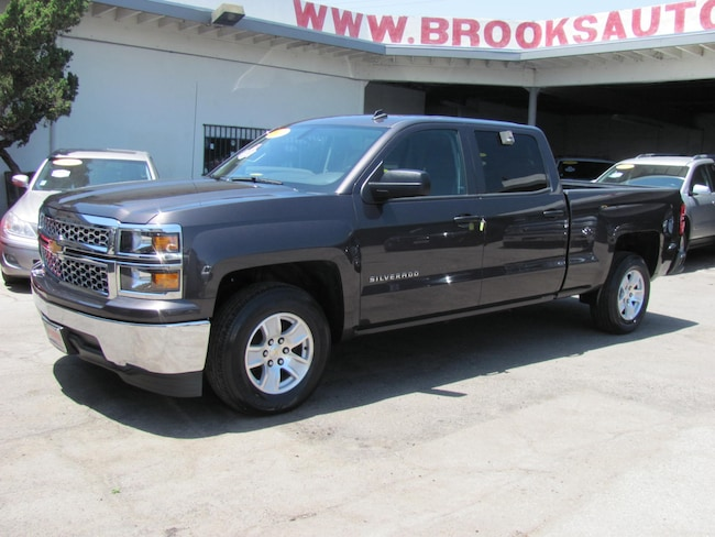 used 2014 chevrolet silverado 1500 for sale at brooks auto center vin 3gcpcreh9eg288094. Black Bedroom Furniture Sets. Home Design Ideas