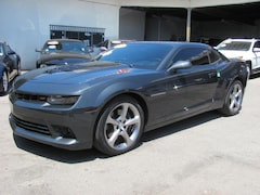 2014 Chevrolet Camaro 2SS w/RS Pkg Coupe