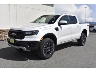 2019 Ford Ranger Lariat Truck