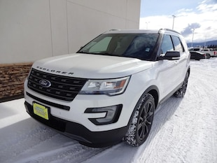 2017 Ford Explorer XLT Wagon