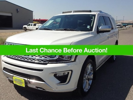 2019 Ford Expedition Platinum Wagon
