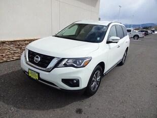 2019 Nissan Pathfinder Wagon