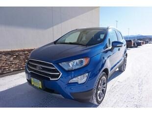 2019 Ford EcoSport Titanium Wagon