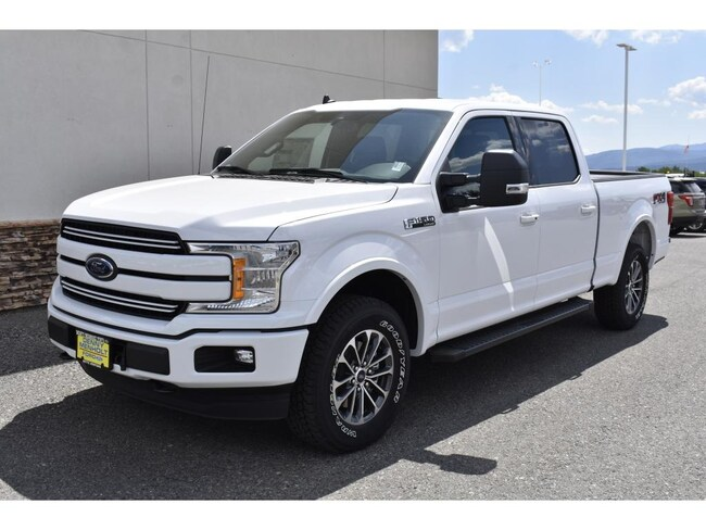 New 2019 Ford F-150 For Sale in Butte, MT | #T1252