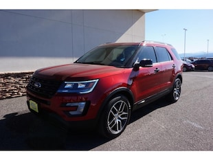2016 Ford Explorer Sport Wagon