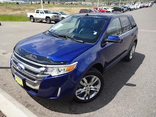 2013 Ford Edge Limited Wagon