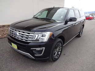 2019 Ford Expedition MAX Limited Wagon
