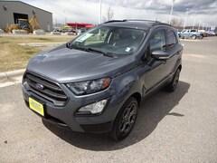 2018 Ford EcoSport SES Wagon