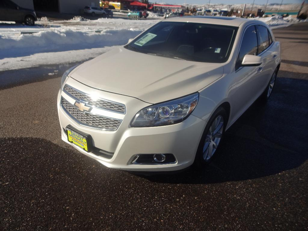 2013 Chevrolet Malibu LTZ Turbo Sedan