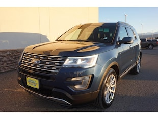2017 Ford Explorer Limited Wagon