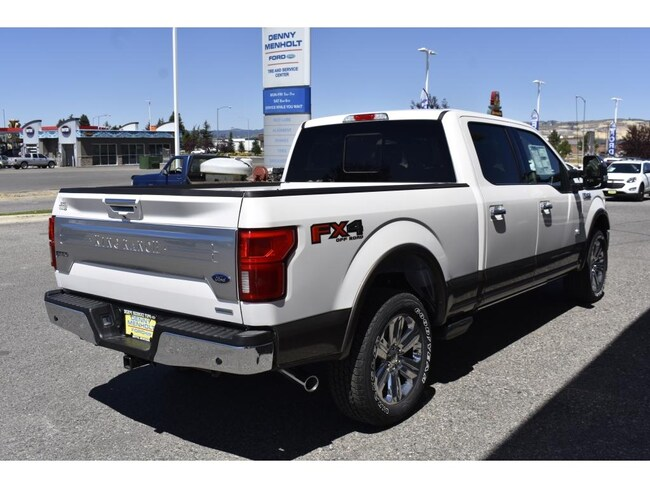 New 2019 Ford F-150 For Sale in Butte, MT | #T1244