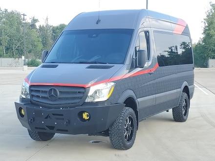 2017 Mercedes-Benz Sprinter 2500 Passenger 144 WB Van