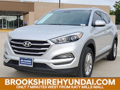 Certified 2017 Hyundai Tucson SE SUV For Sale in Brookshire, TX