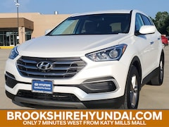 Certified 2018 Hyundai Santa Fe Sport 2.4L SUV For Sale in Brookshire, TX