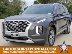 New 2021 Hyundai Palisade Limited SUV For Sale in Brookshire, TX