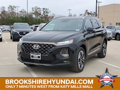 New 2020 Hyundai Santa Fe Limited 2.0T SUV For Sale in Brookshire, TX