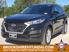New 2021 Hyundai Tucson SE SUV For Sale in Brookshire, TX