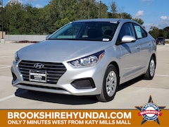 New 2021 Hyundai Accent SE Sedan For Sale in Brookshire, TX