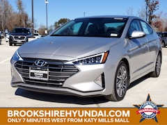 New 2020 Hyundai Elantra Limited Sedan For Sale in Brookshire, TX
