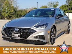 New 2021 Hyundai Sonata SEL Plus Sedan For Sale in Brookshire, TX
